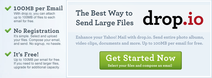 How To Send Large Video File In Yahoo Mail 3 Ways to Email